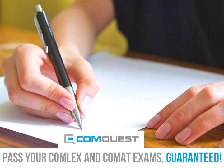 COMQUEST COMAT and COMLEX qbank